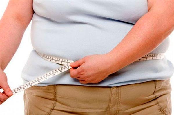 Ожирение - глобальная проблема современности