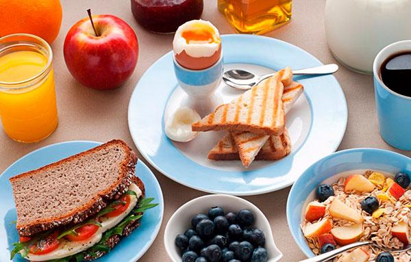Что можно или нельзя есть на завтрак