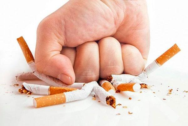 Как отказ от курения сказывается на внешности