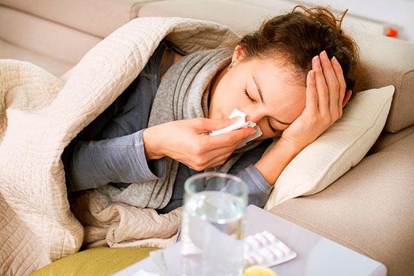 Главные отличия ОРВИ и гриппа