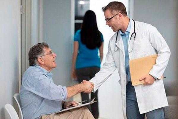 Рак простаты - стадии, причины, симптомы