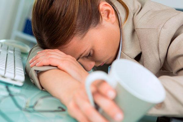 Синдром хронической усталости: причины, симптомы, лечение