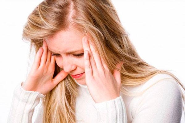 Спазм сосудов головного мозга, симптомы и последствия
