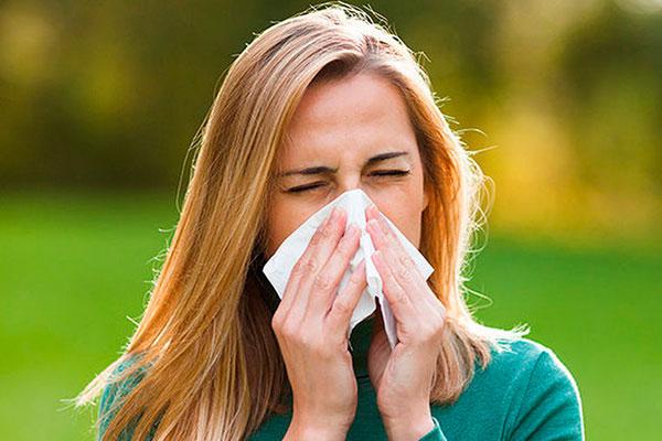 Как избавиться от аллергии на цветение