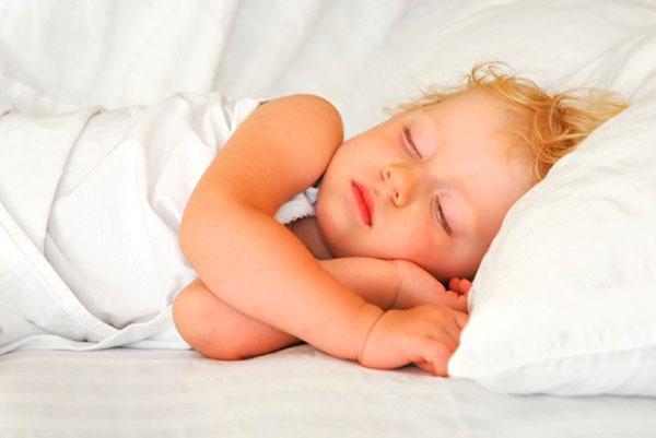 Секреты крепкого сна для малышей