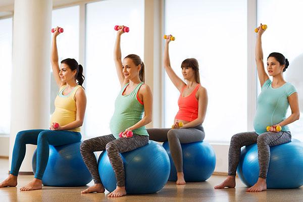 Беременность и занятия спортом