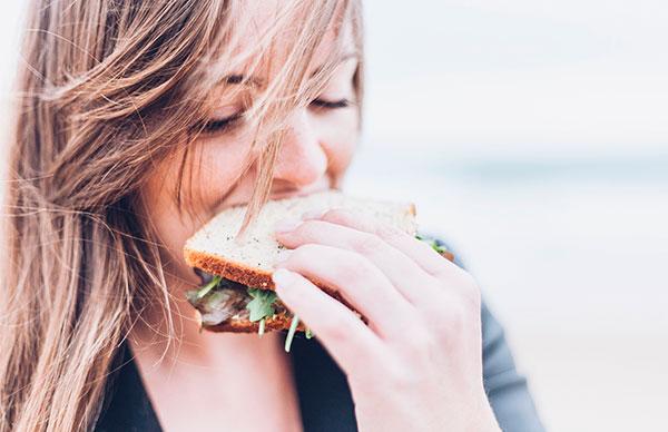 Еда против стресса