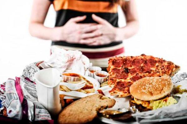 Как переедание влияет на здоровье