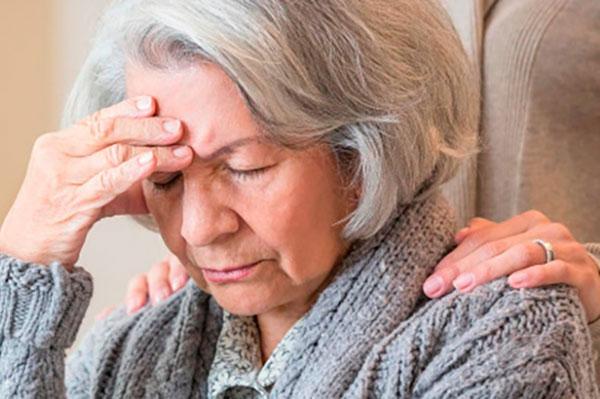 Ранние симптомы деменции у пожилых людей
