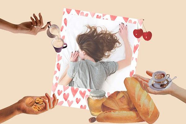 Как правильное питание влияет на сон